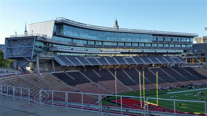 Nippert Stadium, Cincinnati Ohio